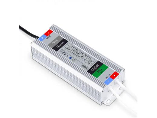Zasilacz LED AK-L2-100 12V 8,3A 100W IP67 Akyga