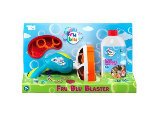 Zestaw do baniek Fru Blu miotacz + płyn 0,5L