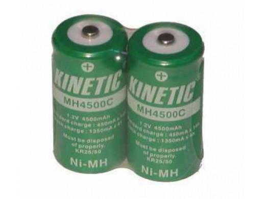 Akumulator R-14 LR14 4500mAh Kinetic