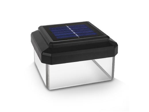 Lampa solarna na słupek LED...