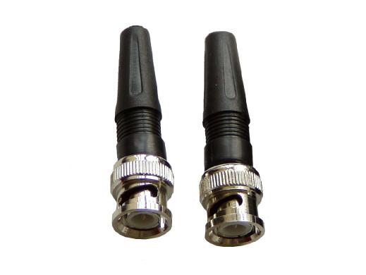 Wtyk BNC prosty na kabel