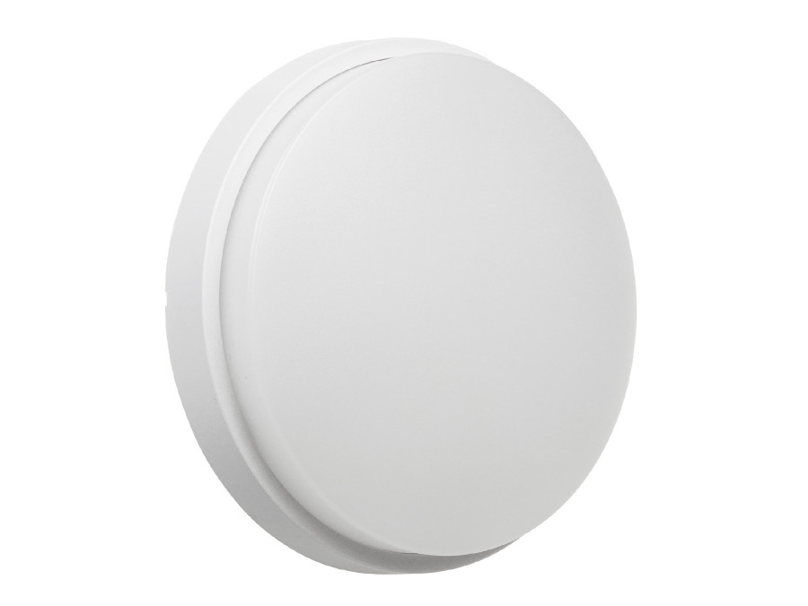Lampa LED ścienno sufitowa  MCE342 W 1100lm 15W  IP54 Maclean Energy kolor biały, kolor barwowy naturalny biały (4000K)