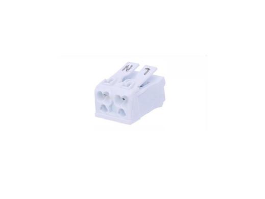 Kostka elektryczna 2 pin samozaciskowa
