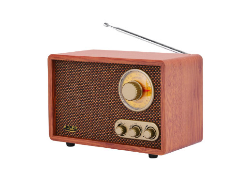 Radio retro z Bluetooth...