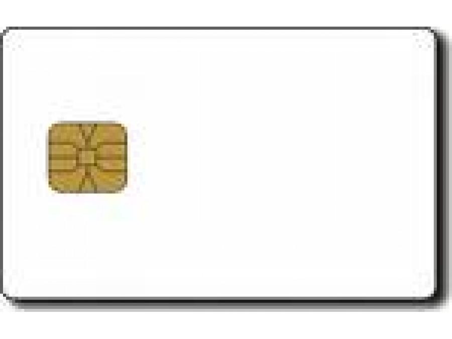 Karta chipowa pusta