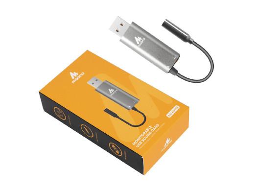 Karta dźwiękowa USB 7.1 Maono AU-AD304 PREMIUM