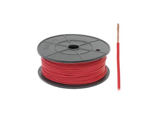 Kabel pojedyńczy 2,5mm FLRY czerwony