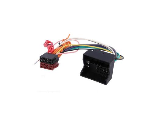 Złącze samochodowe adapter Opel 16pin iso
