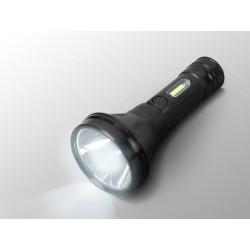 Latarka ręczna LED 5SMD+3W...