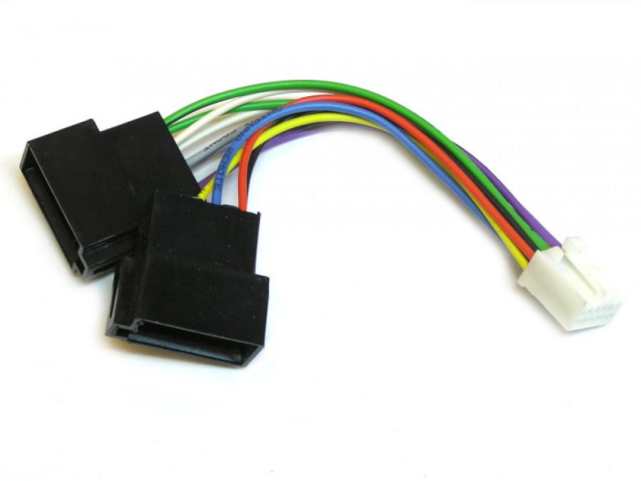 Złącze samochodowe PANASONIC CQ-858EG-ISO