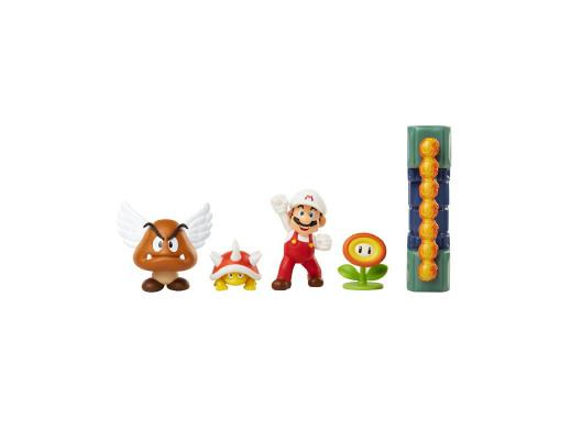 Super Mario Lava Castle zestaw