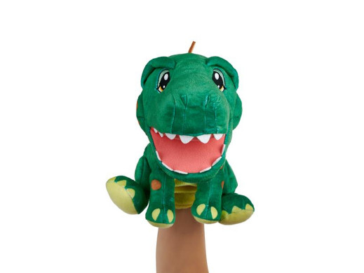 Alive Jr Maskotka - pacynka, dźwięk - Dinozaur Durpy