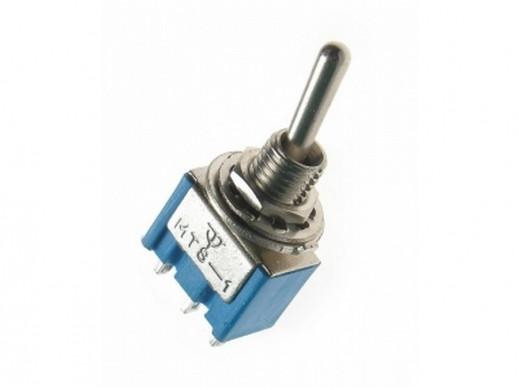 Przełącznik hebelkowy MTS-103 3 pozycje 3pin