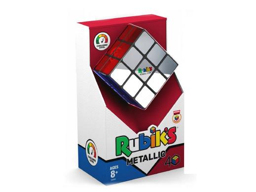 Kostka Rubika 3x3 Rubik's Metallik