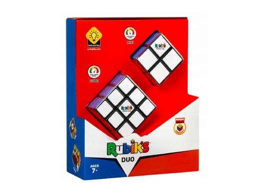 Zestaw 2 kostek Rubika Rubik's Duo (2x2+3x3)