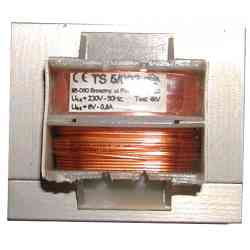 TRANSFORMATOR 6V 0.8A TS 5/002