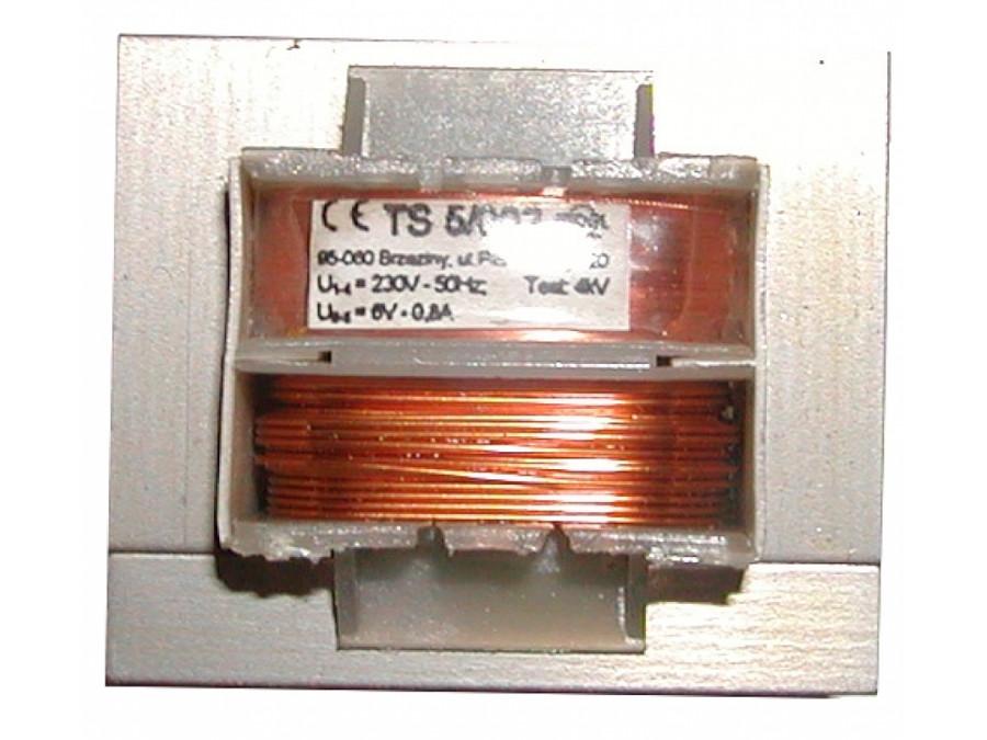 Transformator 6V 0.8A TS5/002
