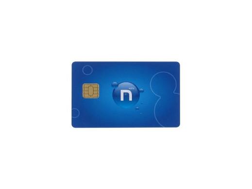 Usługa NC+ z pakietem start +1m + karta