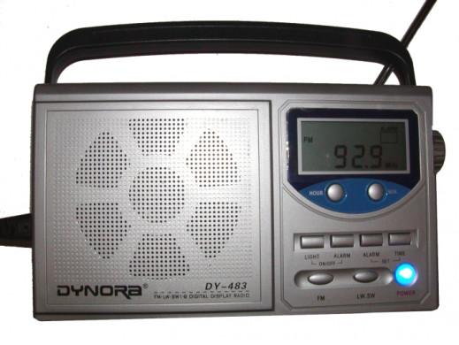 Radioodbiornik Dynora DY-483