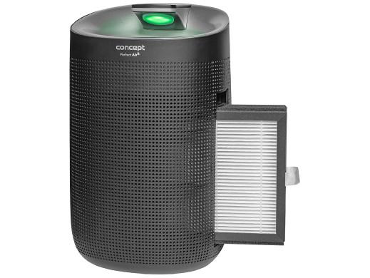 Osuszacz i oczyszczacz powietrza Concept Perfect Air czarny OV1210