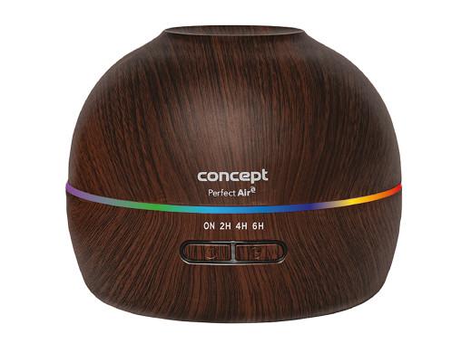 Nawilżacz z dyfuzorem zapachu Concept Perfect Air ciemne drewno