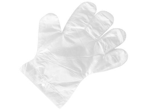 Rękawiczki jednorazowe (zrywki) 100szt