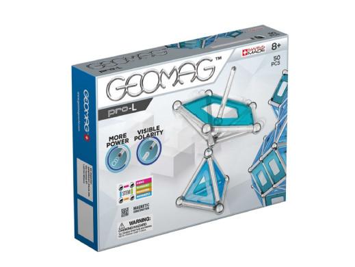 Klocki magnetyczne Geomag Pro-L 50el. GEO-022