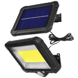 Solarny naświetlacz LED z...