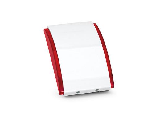 Sygnalizator SPW210 wewnętrzny akustyczny czerwony Satel
