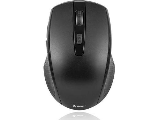 Myszka bezprzewodowa USB KTM46729 Deal czarna Tracer