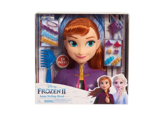 Głowa do stylizacji Frozen...