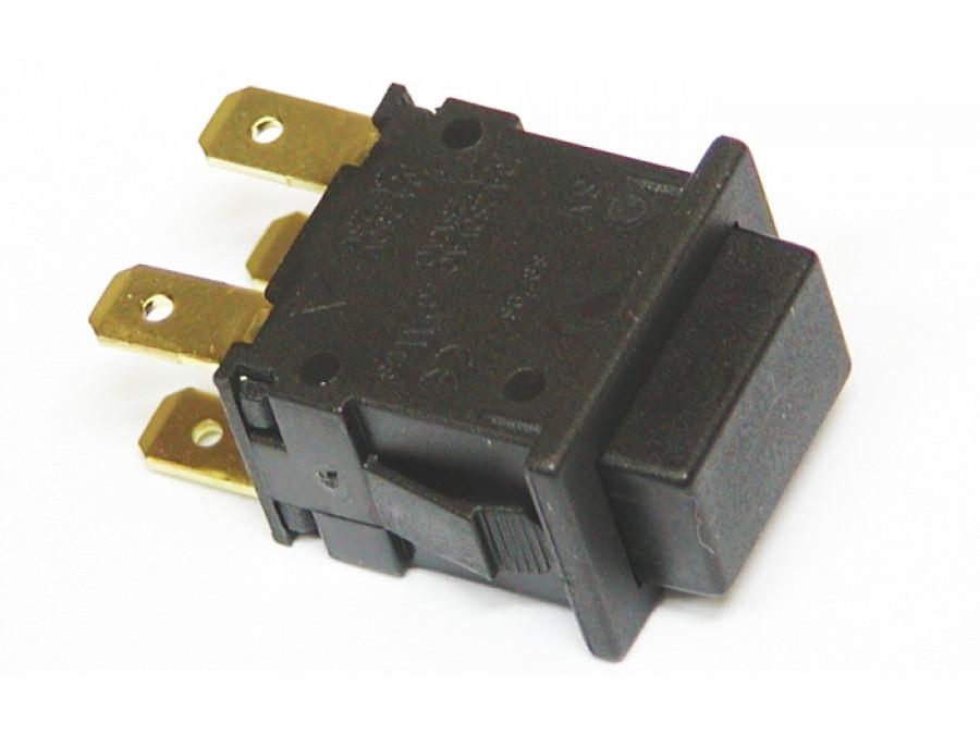 Przełącznik wciskany ON-OFF 4 PIN prostokąt do odkurzacza