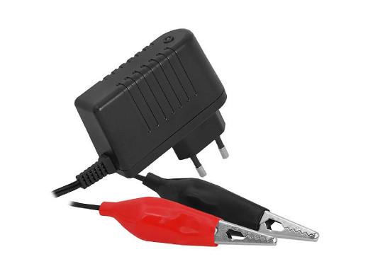 Ładowarka do akumulatorów żelowych 6V 3-9Ah