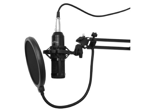Zestaw z mikrofonem Media-tech Studio&Streaming MT396