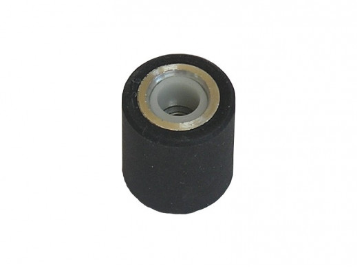 Zespół rolki magnetofonowej dociskowej średnica 10mm wysokość 7,2mm MDS500