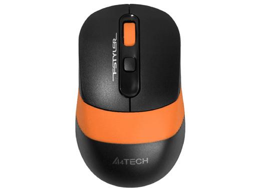 Mysz A4TECH FSTYLER FG10 RF Orange