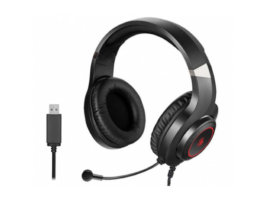 Słuchawki A4TECH BLOODY G220S BLACK