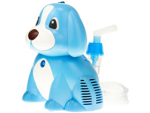 Inhalator kompresorowy Omnibus Puppy BR-CN171 niebieski