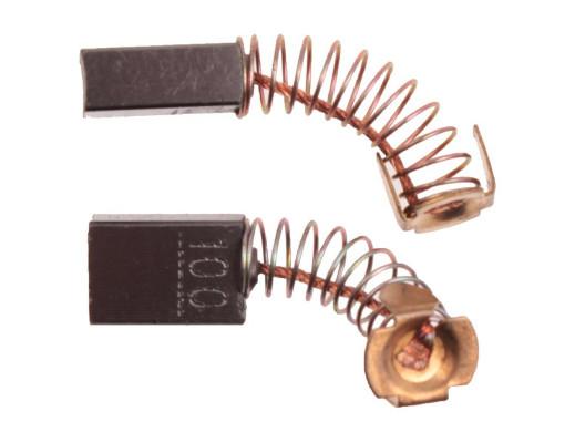 Szczotki węglowe SW-48 6x10x15mm Makita CB 100 JN3200 9045N 9218SB 2szt