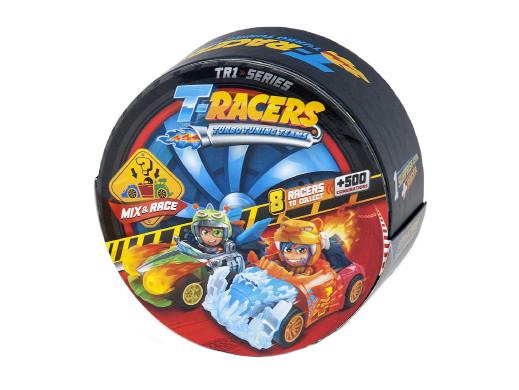 Zestaw z figurką T-Racers Turbo Wheel