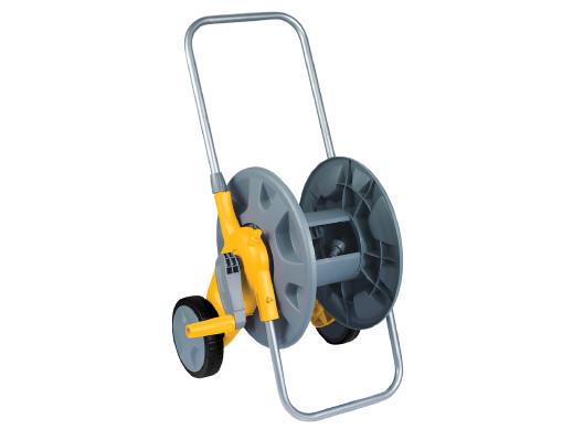 """Wózek na wąż 60m 1/2"""" z wysuwaną rączką Greenmill Premium GB2660C"""
