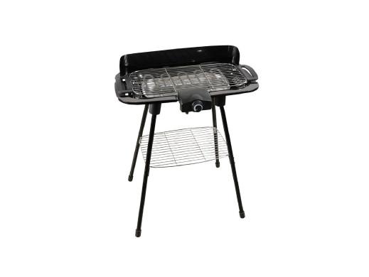 Grill elektryczny stojący 45x25cm Master Grill MG401