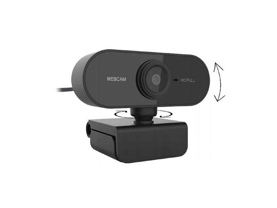 Kamera internetowa FullHD 1080p Duxo WebCam-PC01