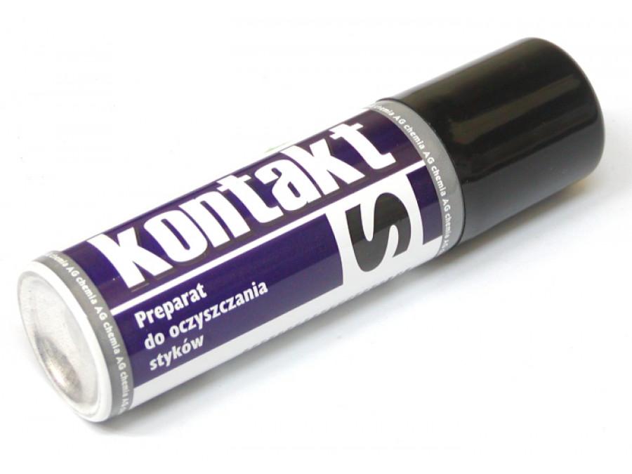Spray kontakt S, preparat do czyszczenia styków 60 ml