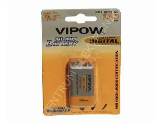 Akumulator R-9V 200mAh VIPOW