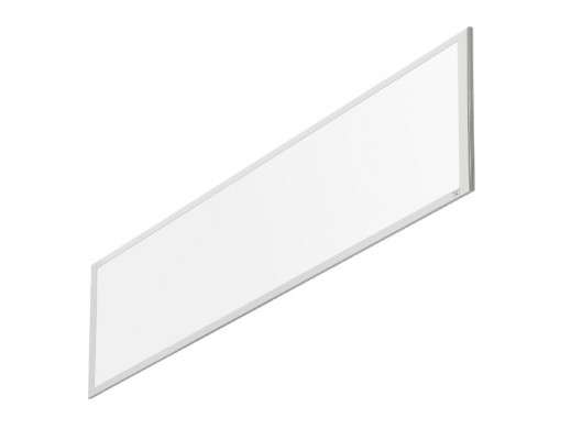 Panel LED Maclean, Sufitowy, Slim 40W, 3200lm, 1195x295x8mm, Neutral White (4000K), Raster, Funkcja FLICKER-FREE, MCE545 POSERWI