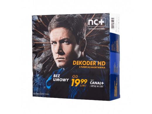 Usługa nc+ telewizja na kartę 2851 Start+1 miesiac