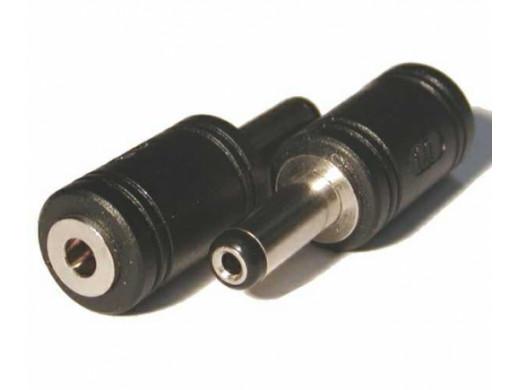 Adapter DC wtyk 2,1 gniazdo...
