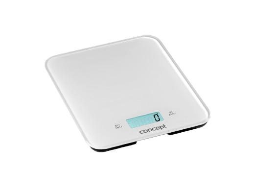 Waga kuchenna cyfrowa 15kg Concept biała VK5711
