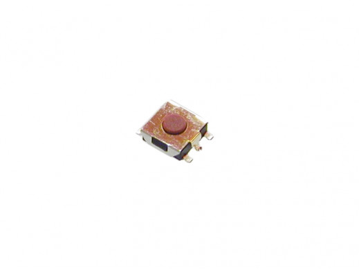 Mikroswitch SMD poziomy 5pin kwadrat 6,2mm*6,2mm H-2,2mm